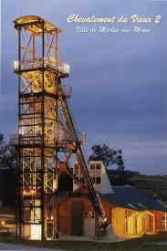 La mine la nuit