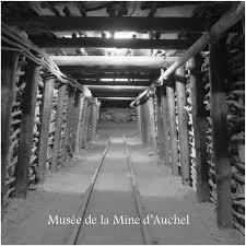 Intérieur d'une mine de charbon