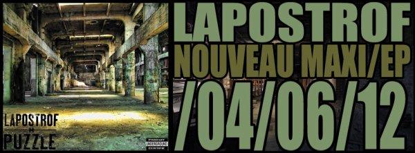 LAPOSTROF - PUZZLE (EP)