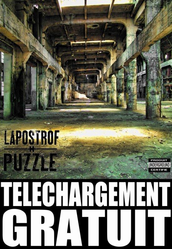 PUZZLE (EP) EN TELECHARGEMENT GRATUIT !