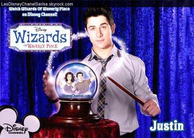 Les Sorciers de Waverly Place : David Henrie / Justin Russo