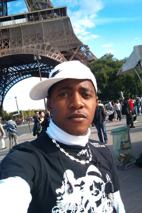 the best    depuis  la tour eiffel  tro darrrrrrrrrr