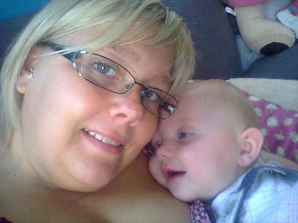 maman et moi (alessia notre bonheur )