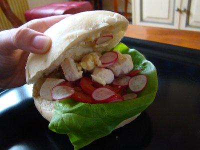 Sandwich divin