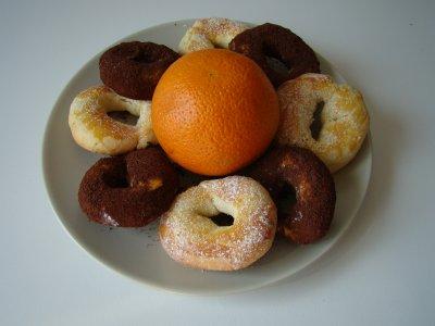 Kurabiye (dessert Turc)