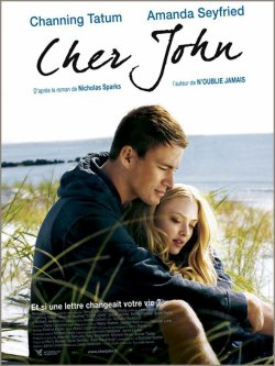 « Cher John »