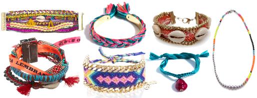 Jewelry trends.