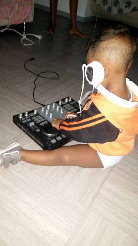 Le futur dj