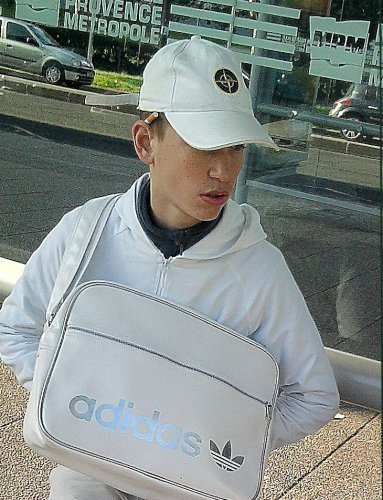 Guillaume alias S-KRO ( ITALYA )