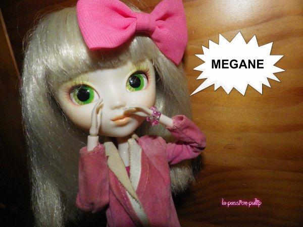 L'arrivé de Mégane Miztaki #1