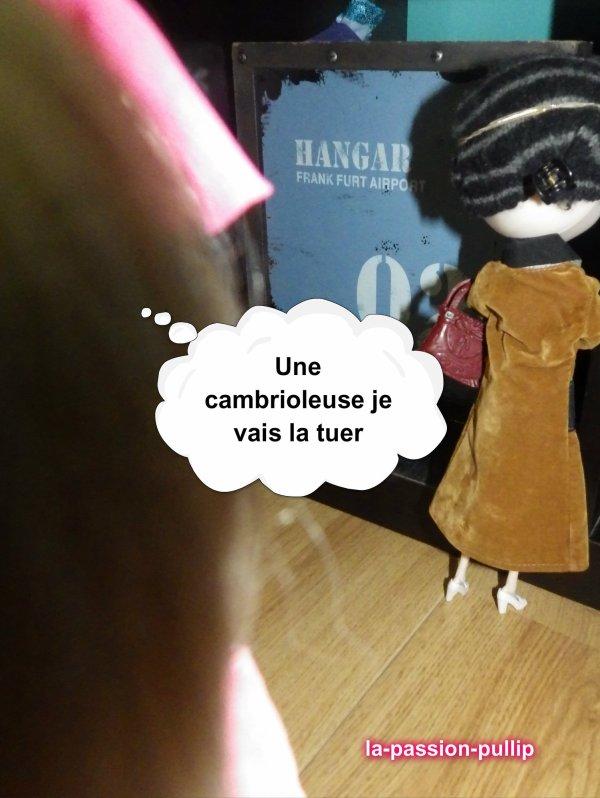 L'arrivé de Mégane Miztaki #2