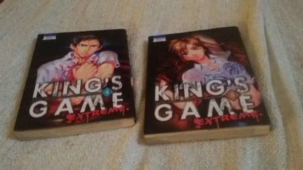 kings game tome 4 et 5
