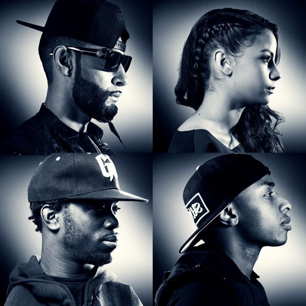Team BS  / La fouine,Fababy,Sindy,Sultan (2014)