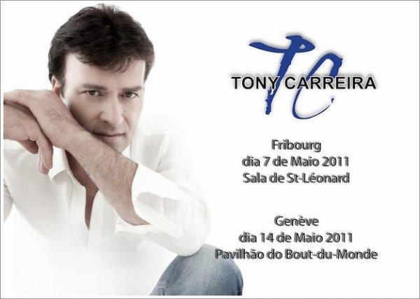 Tony Carreira na Suíça!