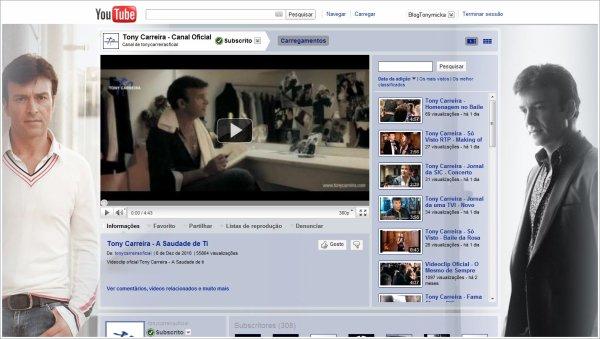 Tony (Canal youtube) & Mickael (Novas datas)