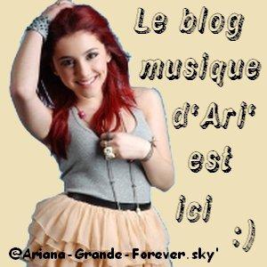 Présentation d'Ariana & du blog
