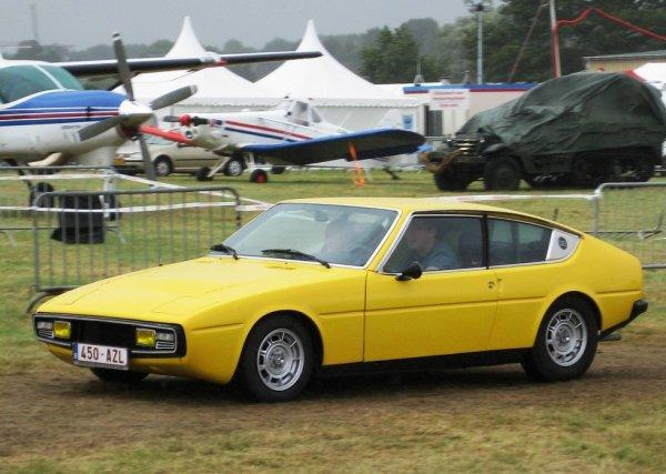 la Matra Bagheera ma première voiture beau souvenir :-)