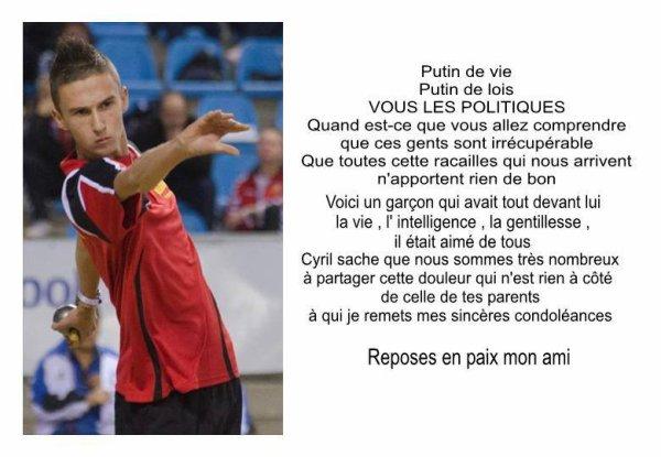 Hommage aux victimes de la tuerie de Liège et a ce jeune garçon de 22 ans honteusement tuer !!!!!!!!!!!!!!