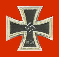 La Croix de fer  de 1939 a 1945
