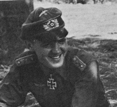 Grades de la Wehrmacht, des officiers ( des panzertruppen )