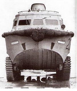 LE  L.W.S. , un colosse de 15 tonnes