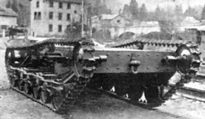 """ GOLIATH ""  Sd. Kfz 302  / 303"