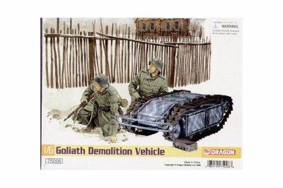 """"""" GOLIATH """" en Maquette"""