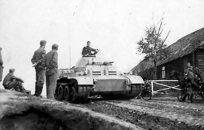 PANZER I AUSF. F / PANZER II AUSF. J  ( suite )