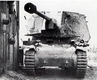 Baukommando Becker réalisations sur chassis Hotchkiss