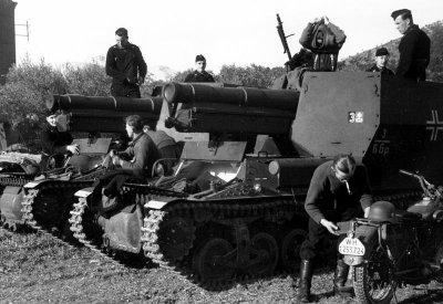 Baukommando Becker réalisations sur chassis Lorraine  ( suite )