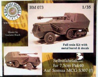 Baukommando Becker réalisations sur chassis Somua