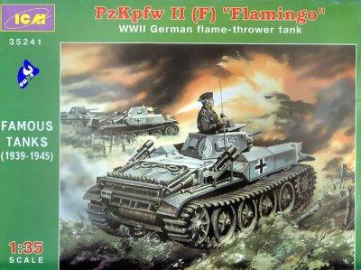 PANZER II (F) SDKFZ 122 (suite  et fin )