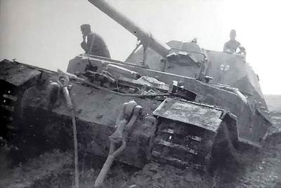 une refonte urgente de l Elefant 8,8cm pak 43/2 Sd kfz 184
