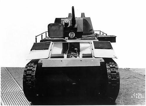 Rheinmetall-Borsig Leichte Traktor - Versuchskonstruktion (VK) 31