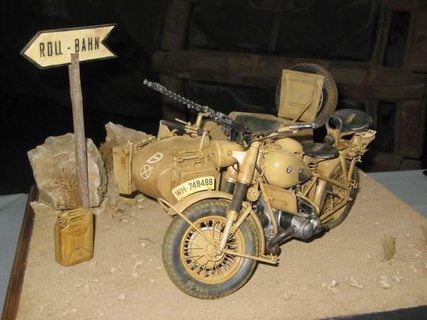 Musée des Blindés de Saumur 2013