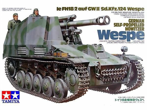 le  Sd.Kfz. 124 ( WESPE ) Conclusion