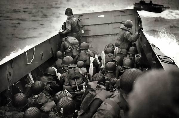 le 6 juin 1944 une opération extraordinaire
