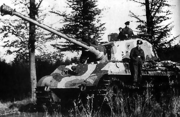 livrées et camouflages des materiéls terrestres allemands de 1905 à 1945