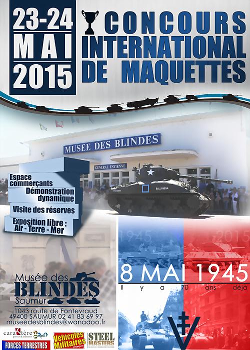 MUSEE DES BLINDES DE SAUMUR