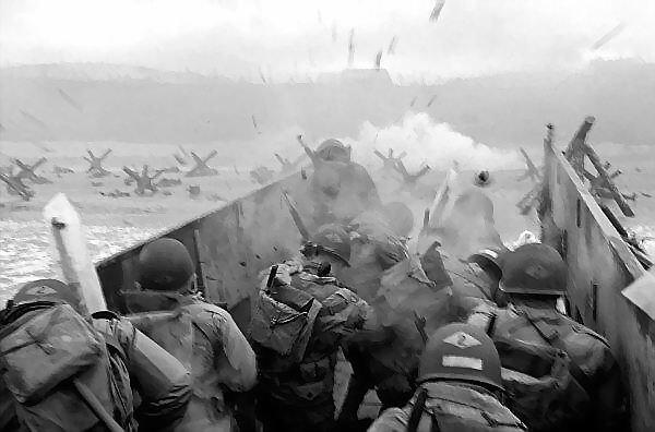 LE 6 JUIN 1944 un vent de liberté