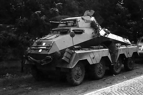 Sd. Kfz. 234 PUMA ( suite )