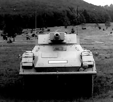 du Sd.Kfz.234/2 au Sd.Kfz. 234/3