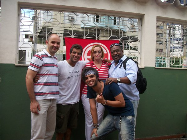 Resumindo os programas com a ALLEGRO (Academia de Dança e Música de Nova Iguaçu)