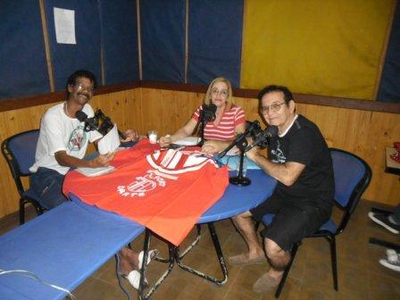 Resumindo os programas do mês de julho de 2013 - programa America no Coração da Baixada
