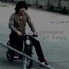 """""""Désolée,je pars jamais sans mon Josepha !"""""""