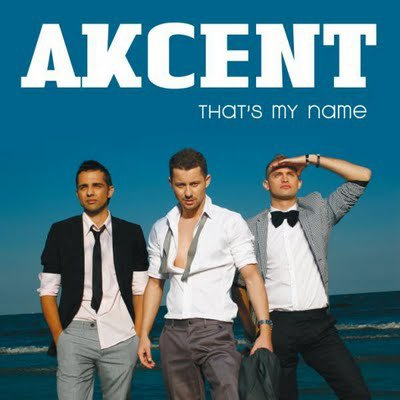 Akcent - That's My Name