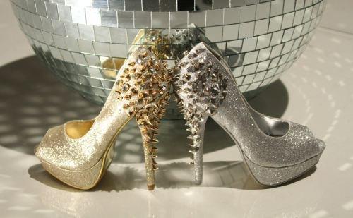 Chaussure à pique 2