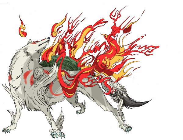 La legende de Amaterasu