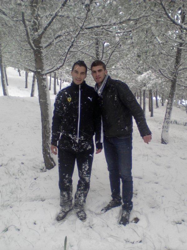 Mé And Aminovic