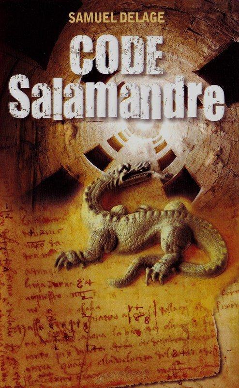 Livre #03 - Code Salamandre